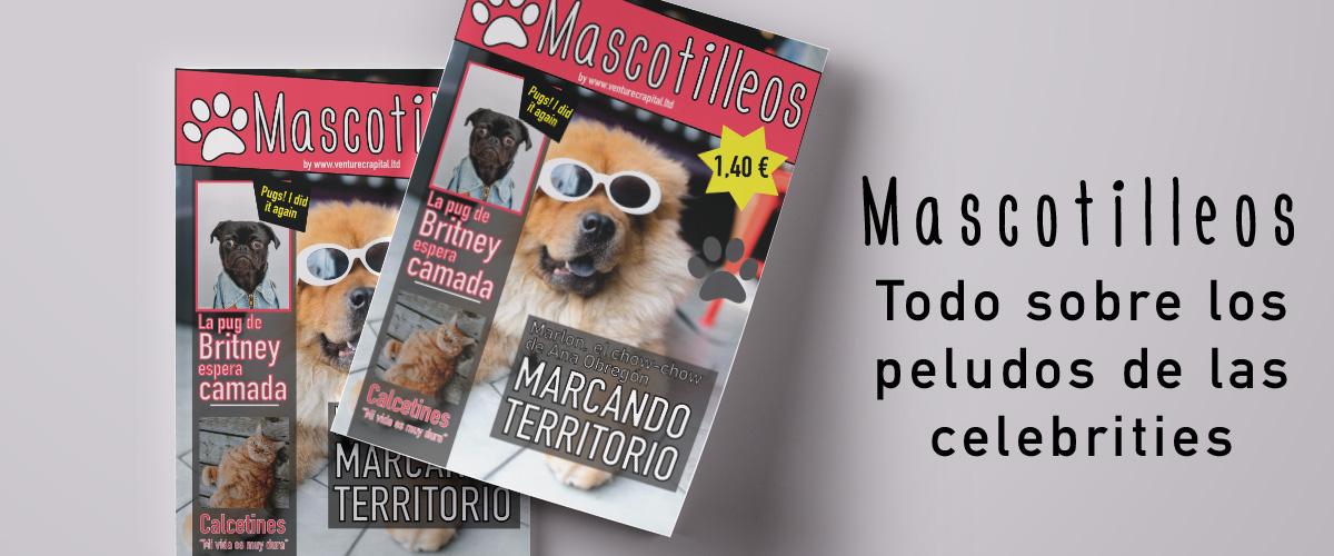 Mascotilleos, publicación del corazón sobre las mascotas de las celebrities