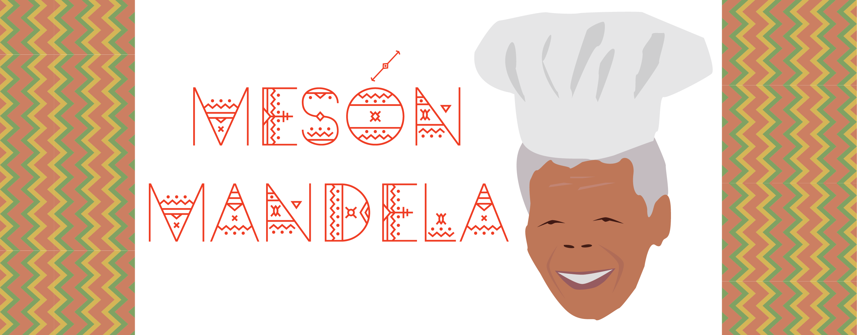 Mesón Mandela, food for peace