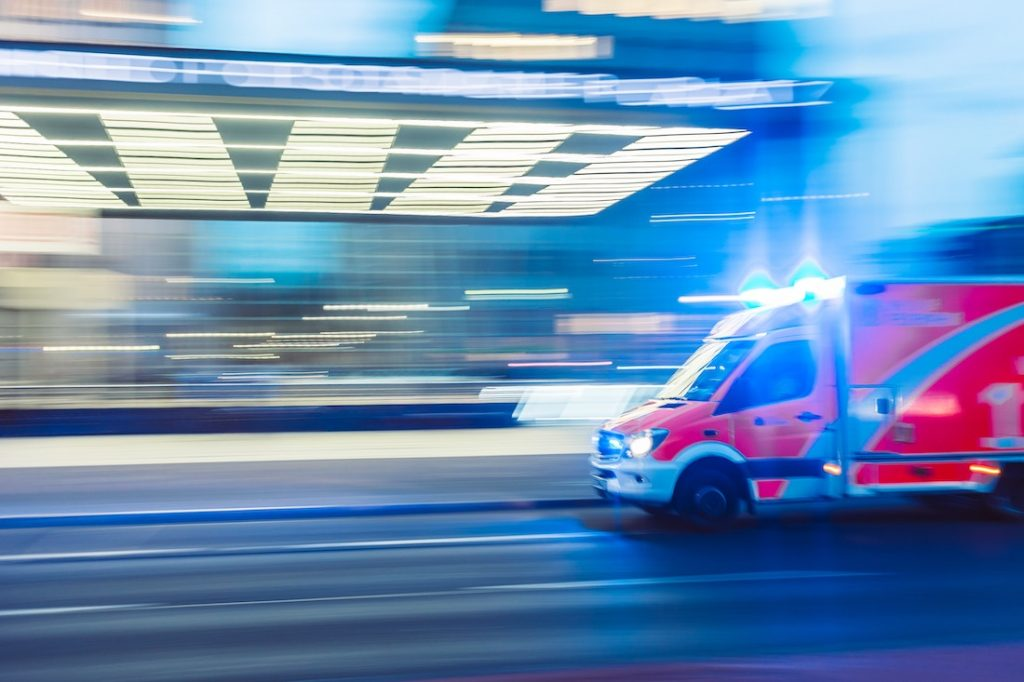¿Te daría tranquilidad saber que tu transporte sanitario se te asigna con un algoritmo como el de Uber?