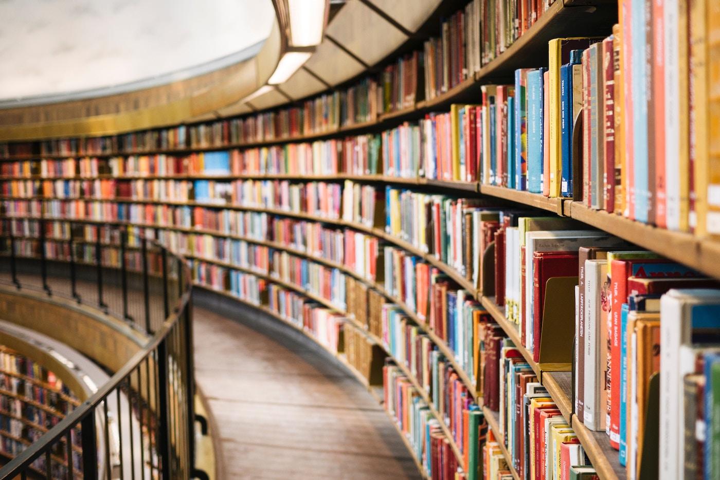 ¿La gente no lee? Foto de Susan Yin en Unsplash
